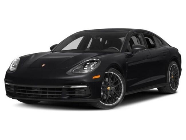 New luxury vehicles 2018 Porsche Panamera 4S Sedan for sale near you in Milwaukee, WI