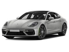 2018 Porsche Panamera E-Hybrid Turbo S E-Hybrid Sedan