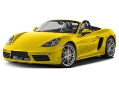 New 2018 Porsche 718 Boxster Convertible in Milwaukee, WI