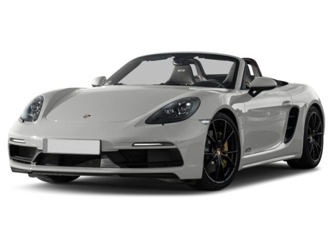 New 2018 Porsche 718 Boxster GTS Convertible For Sale in Los Angeles, CA