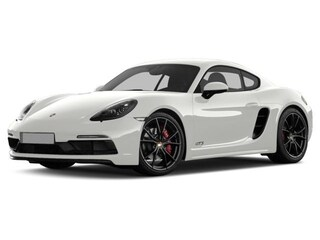 Certified Pre-Owned 2018 Porsche 718 Cayman GTS Coupe for sale in Houston, TX