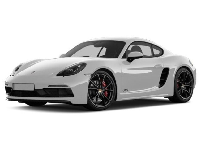 New 2018 Porsche Cayman GTS GTS Coupe For Sale in Los Angeles, CA