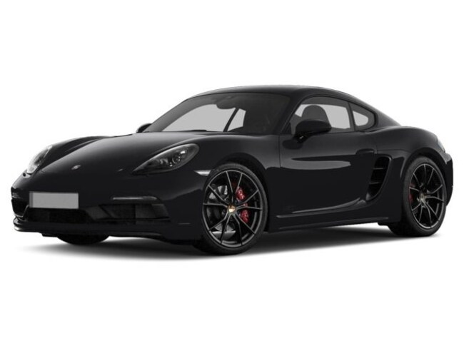 New 2018 Porsche 718 Cayman GTS Coupe For Sale in Los Angeles, CA