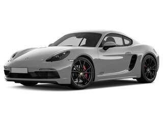 New 2018 Porsche 718 Cayman GTS Coupe Chapel Hill