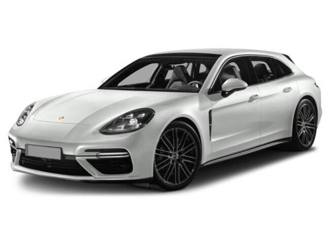 2018 Porsche Panamera Sport Turismo 4 Sport Wagon