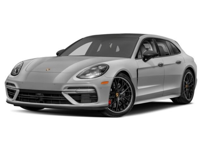 2018 Porsche Panamera Sport Turismo 4S Sport Wagon