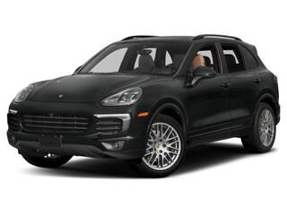 New 2018 Porsche Cayenne Platinum Edition SUV J07009 in Boston, MA