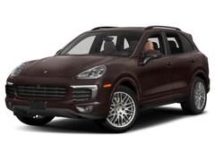 2018 Porsche Cayenne Platinum Edition Platinum Edition AWD