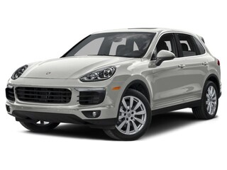 Used 2018 Porsche Cayenne S SUV for sale in Houston, TX