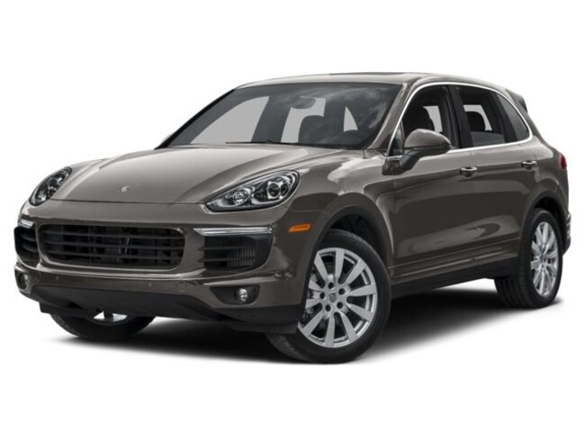 New 2018 Porsche Cayenne S SUV in Boston