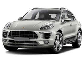 New 2018 Porsche Macan SUV for sale in North Bethesda, MD