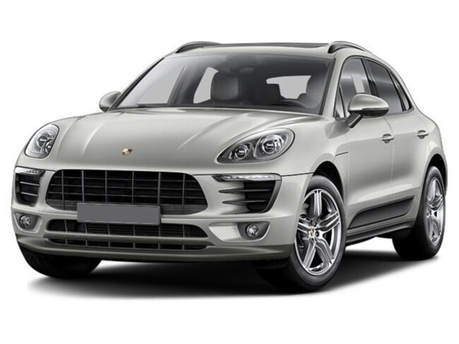 New 2018 Porsche Macan AWD SUV for sale in Rockville, MD