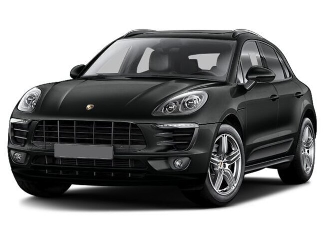 New 2018 Porsche Macan Base SUV For Sale in Los Angeles, CA