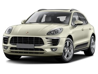 New Porsche 2018 Porsche Macan Sport Utility in Boston, MA