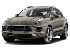 2018 Porsche Macan Active Service Loaner SUV