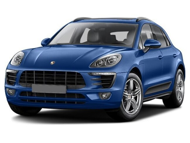 New 2018 Porsche Macan Base SUV for sale in Rockville, MD