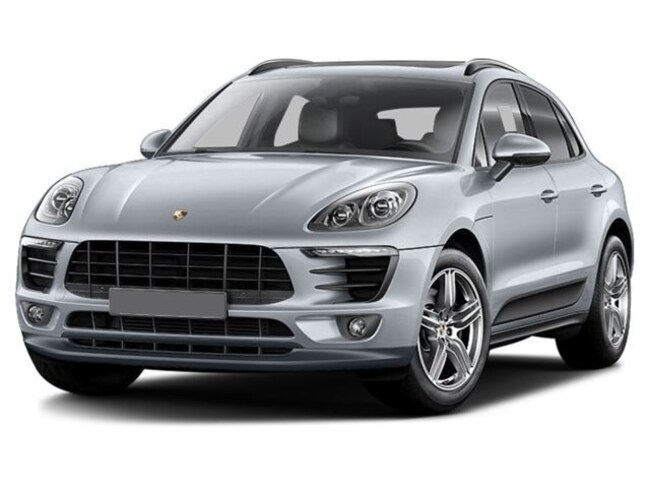 New Porsche 2018 Porsche Macan Sport Utility for sale in Boston, MA
