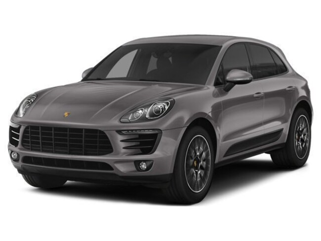 New Porsche 2018 Porsche Macan Turbo SUV for sale in Boston, MA