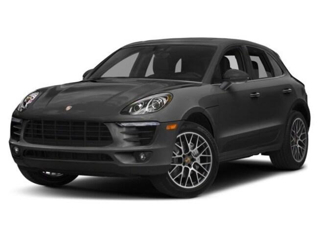 New Porsche 2018 Porsche Macan Sport Edition Sport Utility for sale in Boston, MA