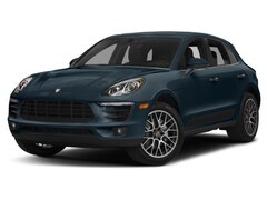 New 2018 Porsche Macan Sport Edition Sport Utility Boston