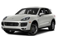 New 2018 Porsche Cayenne E-Hybrid S Platinum Edition SUV for sale in Houston, TX
