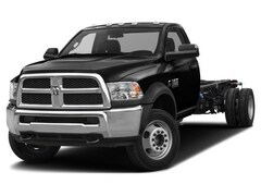2018 Ram 3500 TRADESMAN CHASSIS REGULAR CAB 4X4 167.5 WB Regular Cab