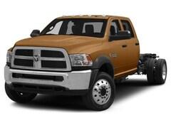 2018 Ram 3500 Chassis Tradesman/SLT/Laramie Truck Crew Cab