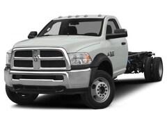 2018 Ram 4500 Chassis 84in CA 6.4L Gas 2WD Truck Regular Cab