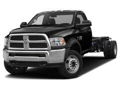 2018 Ram 5500 Chassis Tradesman/SLT Truck Regular Cab