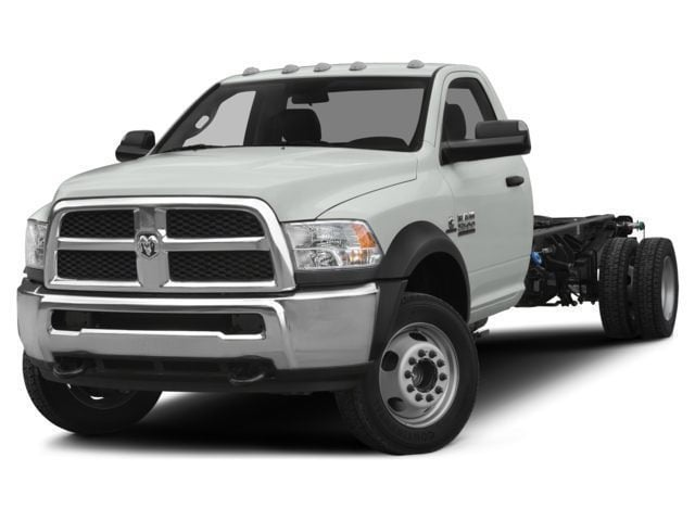 New 2018 Ram 5500 Chassis Cab 5500 TRADESMAN CHASSIS REGULAR CAB 4X4 144.5 WB Regular Cab in Springville, NY