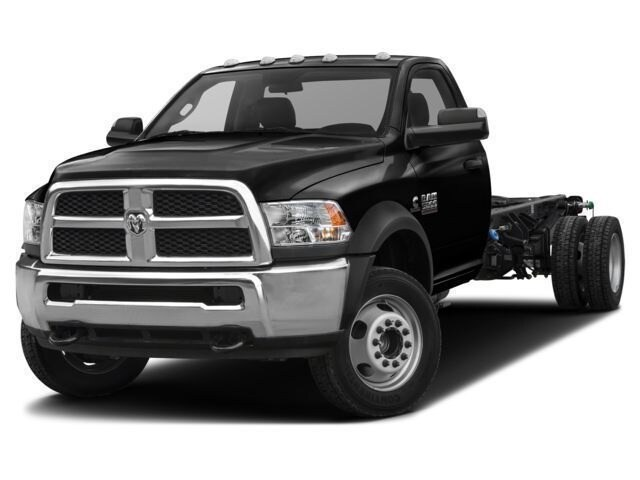 2018 Ram 5500 Chassis Truck Regular Cab