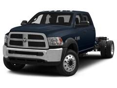 2018 Ram 5500 Chassis Tradesman/SLT/Laramie Truck Crew Cab