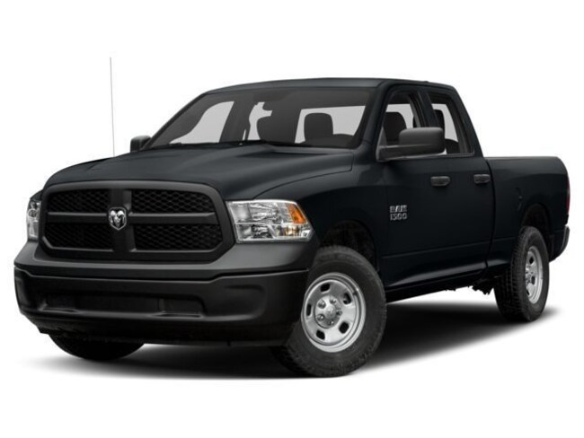 New 2018 Ram 1500 Tradesman Truck Quad Cab For Sale/Lease Mineral Wells, TX