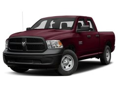 New 2018 Ram 1500 EXPRESS QUAD CAB 4X2 6'4 BOX Quad Cab 1C6RR6FG5JS295534 for sale in Alto, TX at Pearman Motor Company