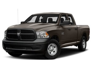 2018 Ram 1500 TRADESMAN QUAD CAB 4X2 6'4 BOX