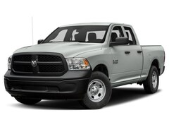 2018 Ram 1500 TRADESMAN QUAD CAB 4X2 6'4 BOX Quad Cab 1C6RR6FT3JS188625