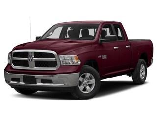 New 2018 Ram 1500 Big Horn Truck Quad Cab Las Cruces, NM