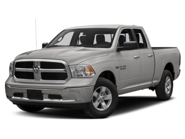 New 2018 Ram 1500 Big Horn Truck Quad Cab New Port Richey, FL
