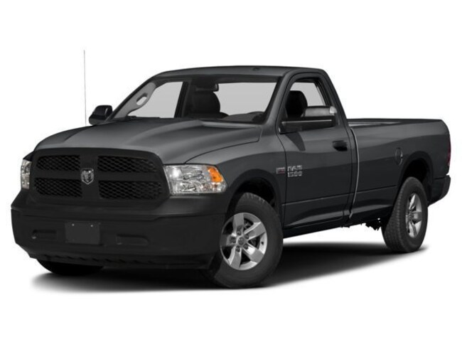 2018 Ram 1500 EXPRESS REGULAR CAB 4X4 6'4 BOX Regular Cab
