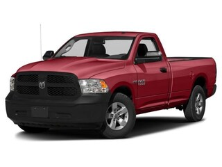 2018 Ram 1500 Tradesman Truck Regular Cab