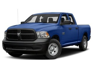 New 2018 Ram 1500 EXPRESS QUAD CAB 4X4 6'4 BOX Quad Cab 485231 for Sale in Madison, WI, at Don Miller Dodge Chrysler Jeep RAM