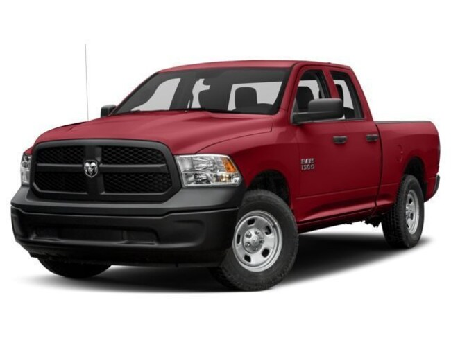 New 2018 Ram 1500 Express Truck Quad Cab in Norwich