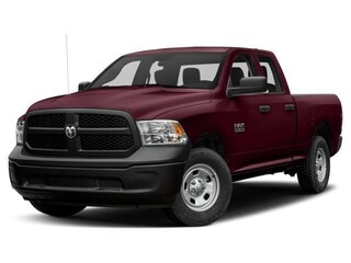 New 2018 Ram 1500 Express Truck Quad Cab 1C6RR7FT6JS189192 for sale in Falmouth, Cape Cod, MA