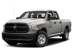New 2018 Ram 1500 Express Truck Quad Cab 1C6RR7FG6JS196405 for sale in Oneonta, NY