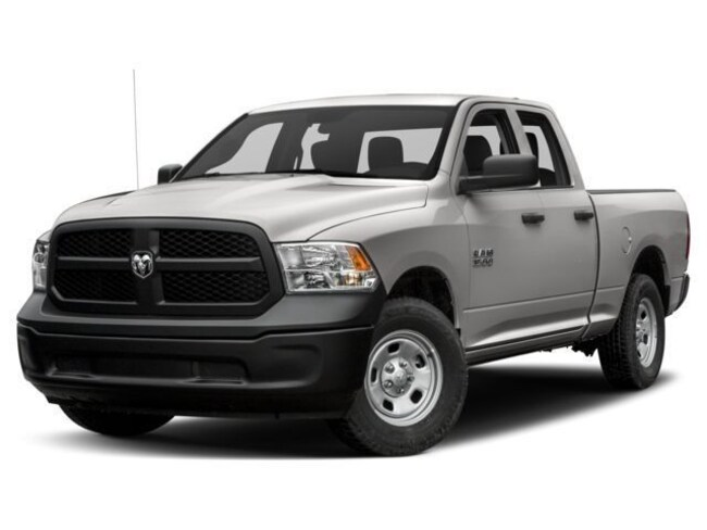 New 2018 Ram 1500 Express Truck Quad Cab in Antigo