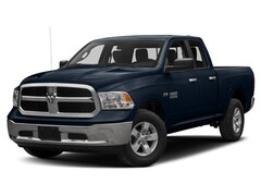 2018 Ram 1500 BIG HORN QUAD CAB® 4X4 6'4 BOX Quad Cab