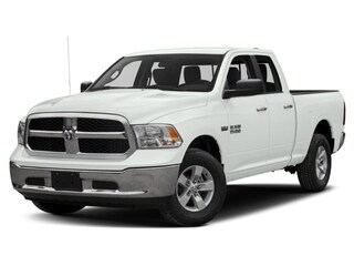2018 Ram 1500 Big Horn Big Horn 4x4 Quad Cab 64 Box