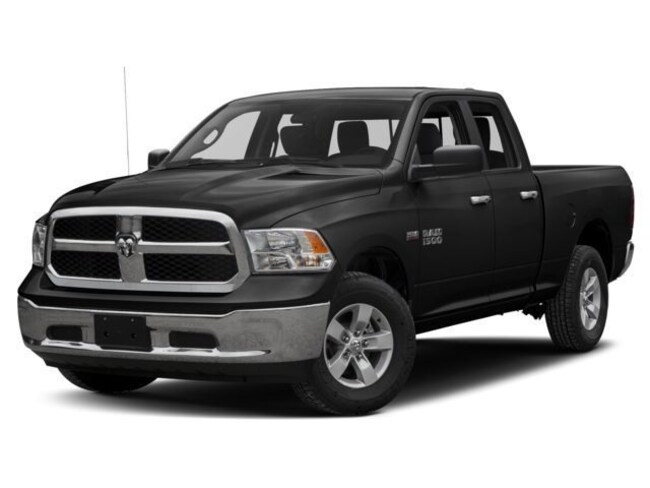 2018 Ram 1500 BIG HORN QUAD CAB 4X4 6'4 BOX Quad Cab