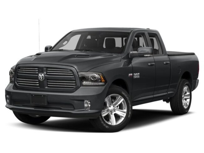 New 2018 Ram 1500 Night Truck Quad Cab near Fairfax