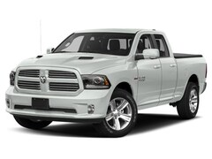 2018 Ram 1500 Night Truck Quad Cab